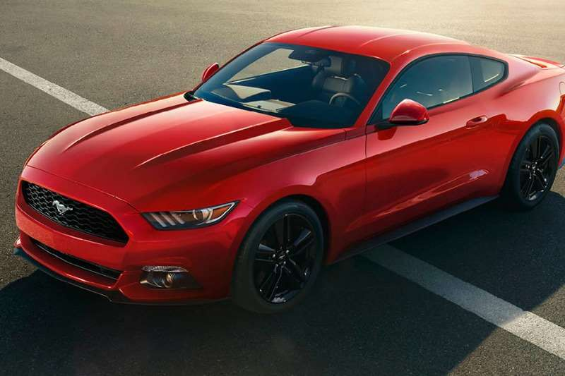 Ford Mustang 5.0 GT fastback auto 2018