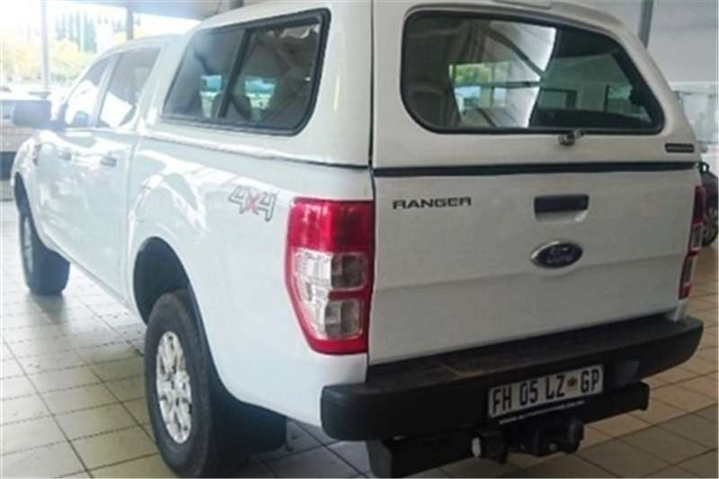 Ford Ranger 2.2 double cab 4x4 XL 2016