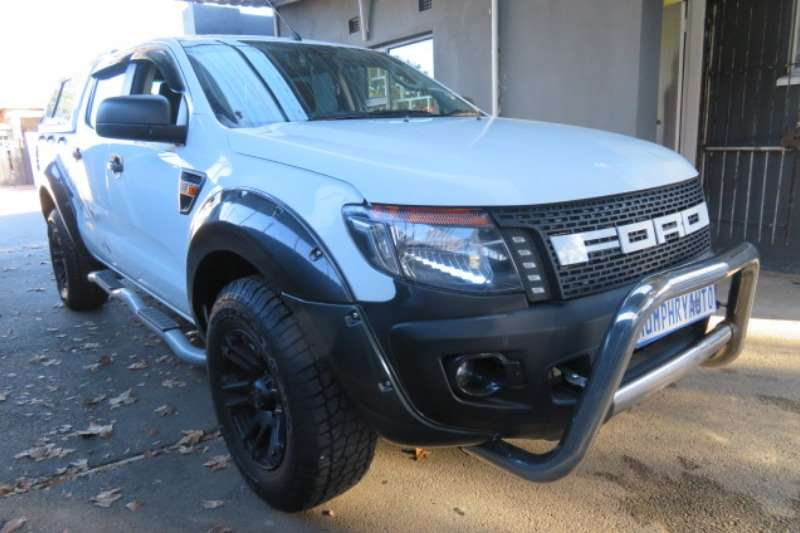 Ford Ranger 2.2 double cab 4x4 XLS 2014
