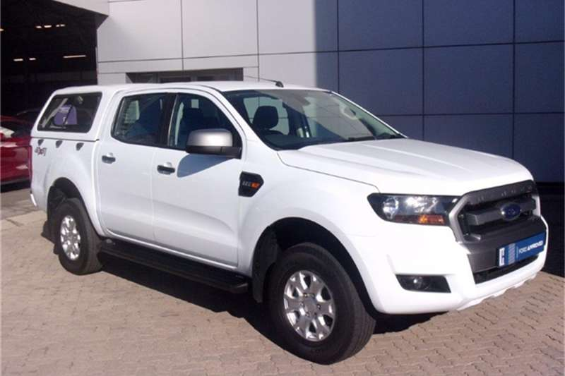 Ford Ranger 2.2 double cab 4x4 XLS auto 2017