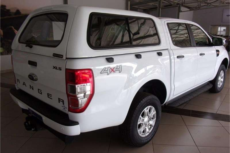 Ford Ranger 2.2 double cab 4x4 XLS auto 2018