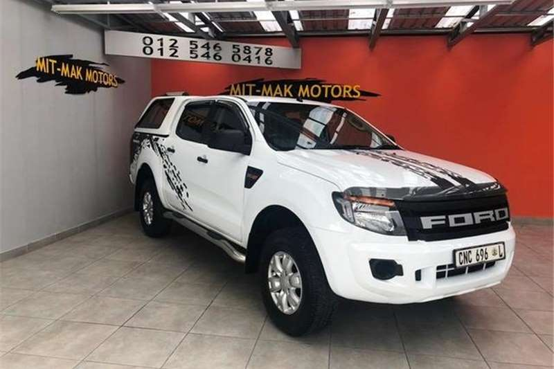 Ford Ranger 2.2 Double Cab Hi Rider XL 2012