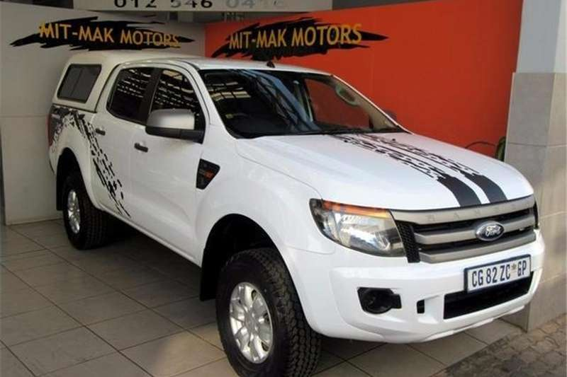 Ford Ranger 2.2 double cab Hi-Rider XL 2013