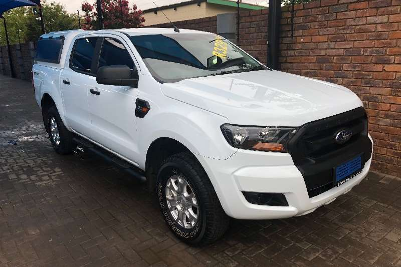 Ford Ranger 2.2 double cab Hi-Rider XL 2016