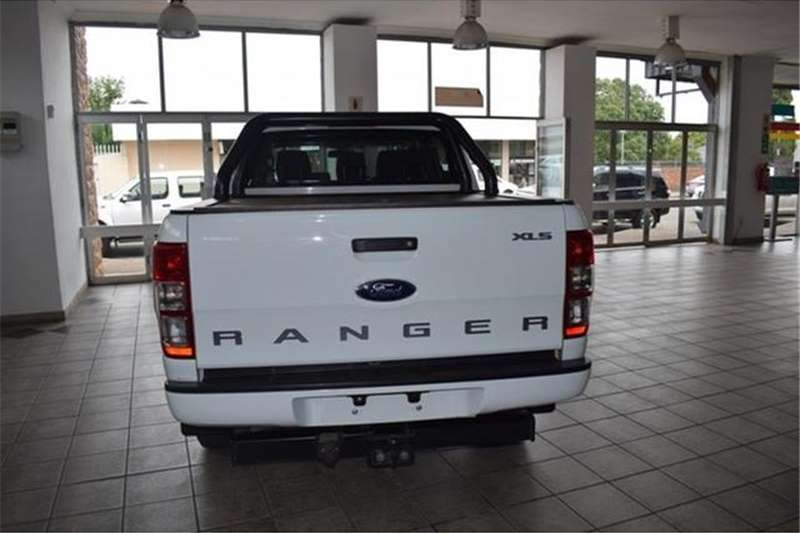 Ford Ranger 2.2 Double Cab Hi Rider XLS 2015