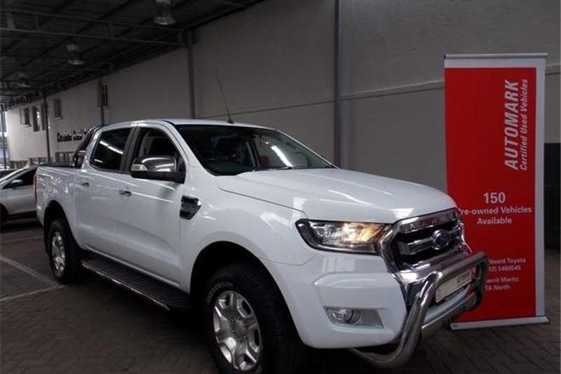 Ford Ranger 2.2 Double Cab Hi Rider XLT 2015