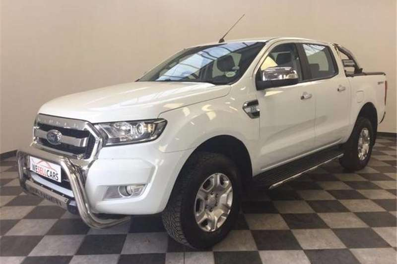 Ford Ranger 2.2 double cab Hi-Rider XLT 2016