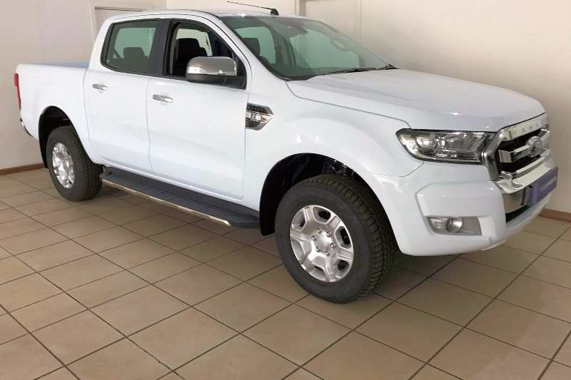 Ford Ranger 2.2 double cab Hi Rider XLT auto 2018