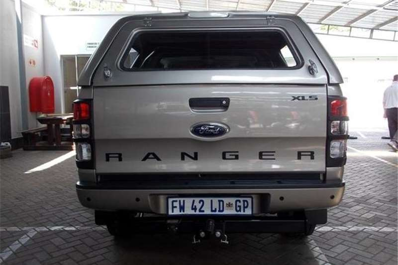 Ford Ranger 2.2 Double Cab XLS 2017