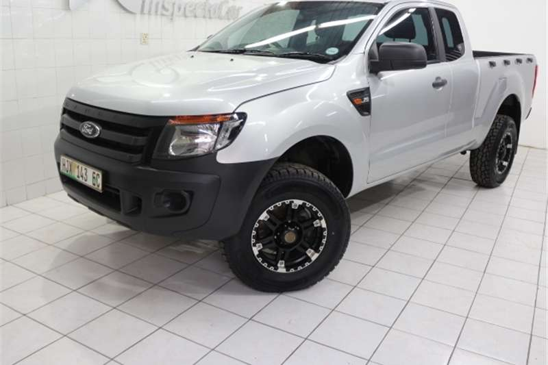 Ford Ranger 2.2 SuperCab Hi-Rider XL 2014