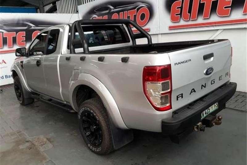 Ford Ranger 2.2TDCi SuperCab Hi Rider XL 2014