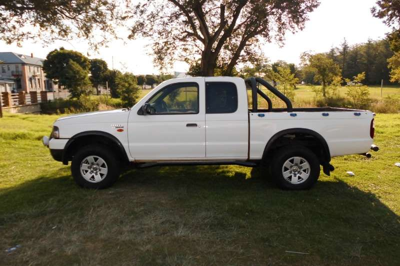 Ford Ranger 2.5 SuperCab Hi Rider XL 2005