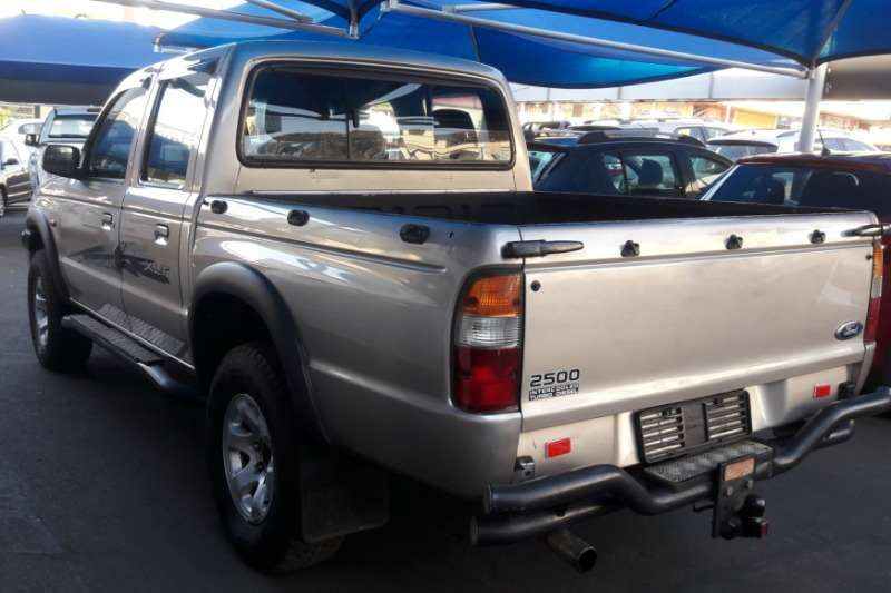 Ford Ranger 2.5 Xit Double cab 2003