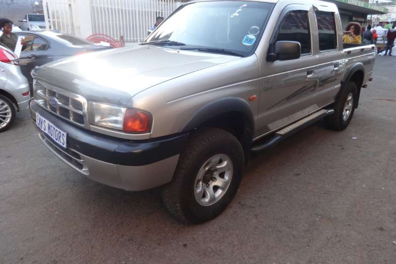 Ford Ranger 2.5TD double cab 4x4 2003
