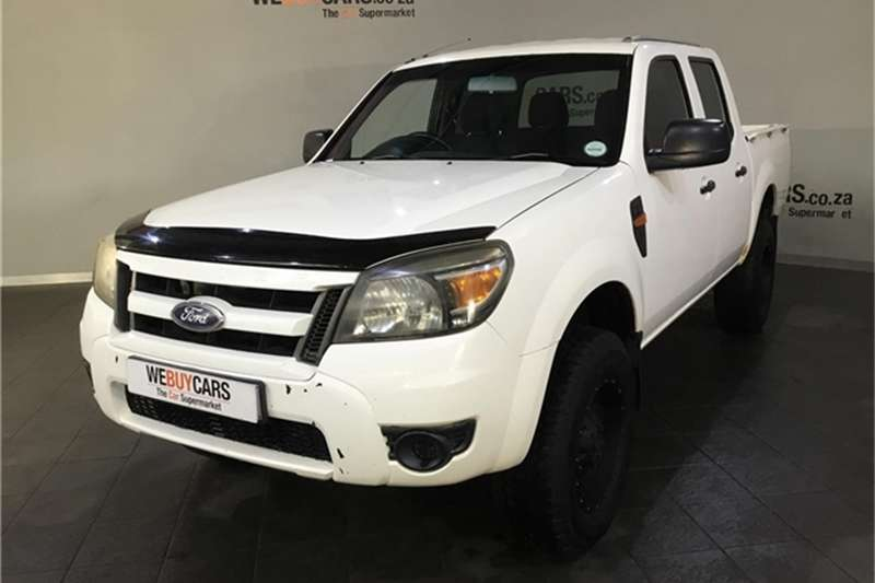 Ford Ranger 2.5TD double cab 4x4 2010