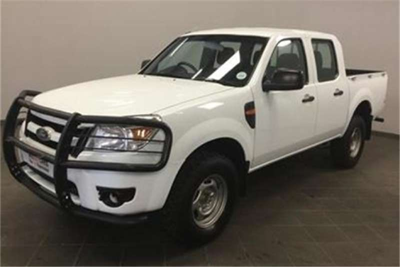 Ford Ranger 2.5TD double cab 4x4 2011