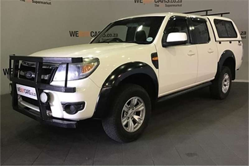 Ford Ranger 2.5TD double cab 4x4 XLT 2009