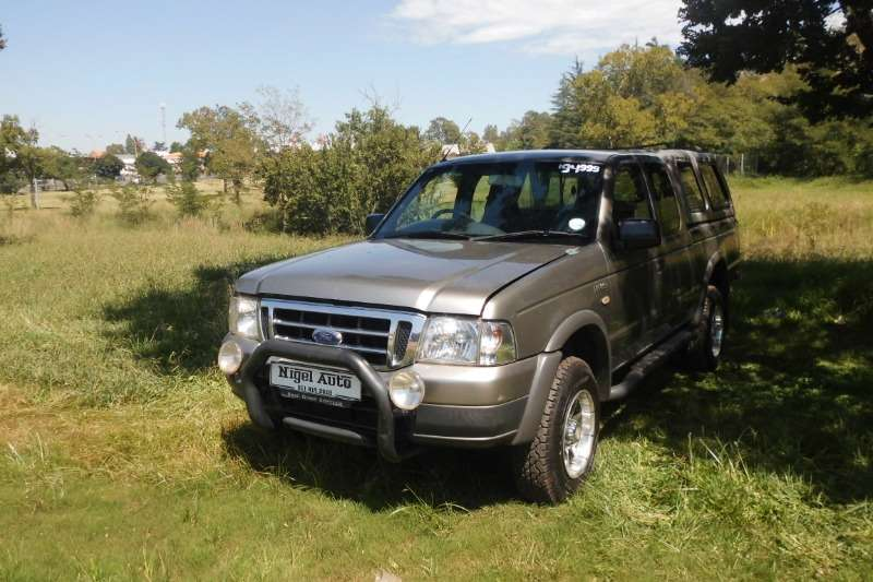 Ford Ranger 2.5TD SuperCab Hi trail 2005