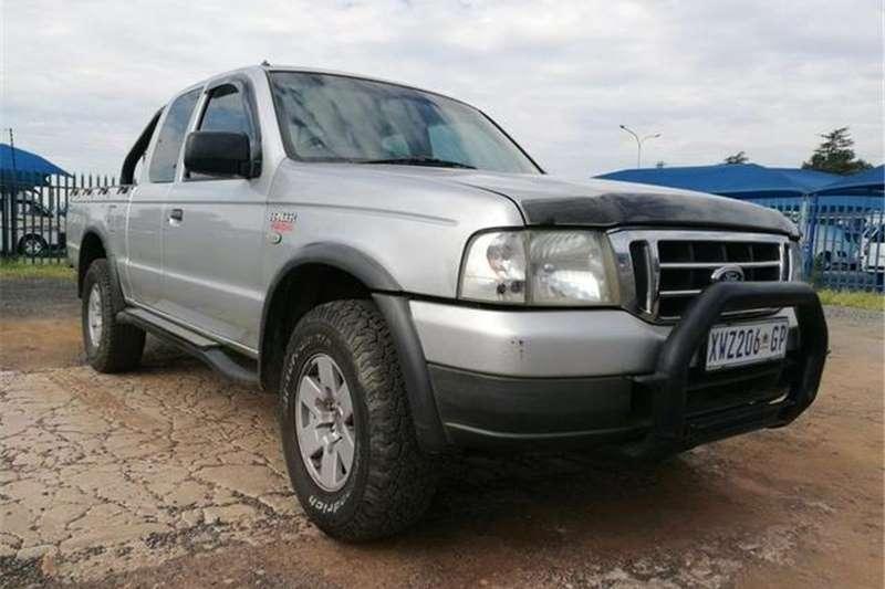 Ford Ranger 2500TD SuperCab Hi Trail XLT 2005