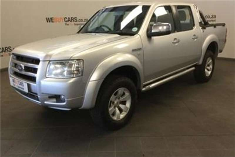 Ford Ranger 3.0TDCi double cab Hi-trail XLE 2009