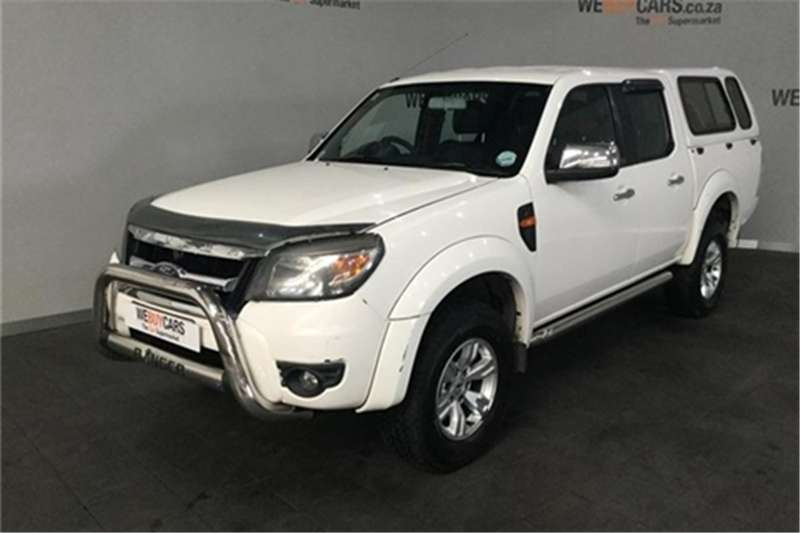Ford Ranger 3.0TDCi double cab Hi-trail XLE 2010