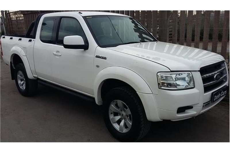 2008 ford ranger 3 0tdci supercab hi trail xlt extended. Black Bedroom Furniture Sets. Home Design Ideas