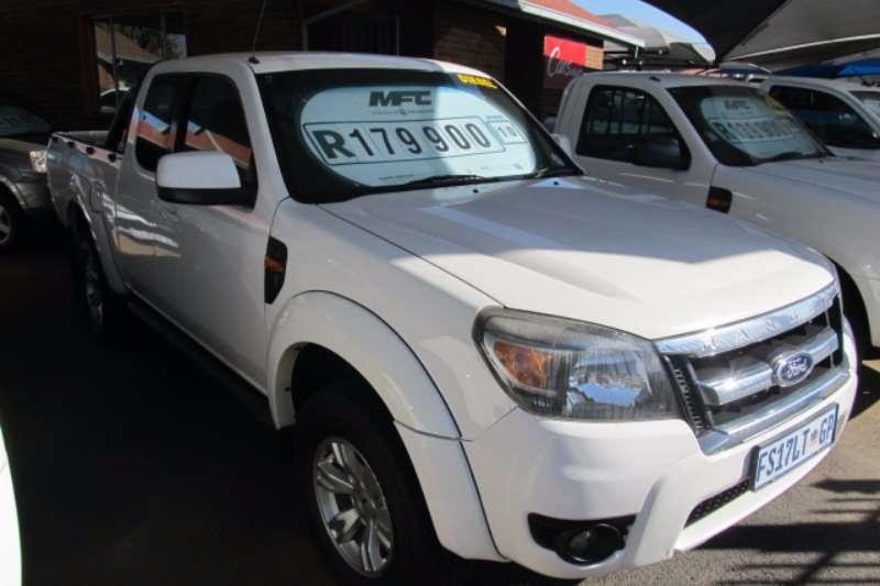 Ford Ranger 3.0TDCi SuperCab Hi-trail XLT 2011