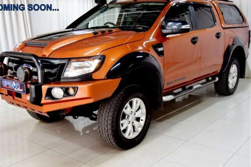 Ford Ranger 3.2 double cab 4x4 Wildtrak 2014