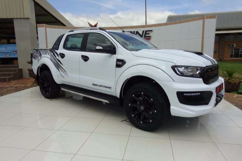 2018 Ford Ranger 3 2 Double Cab 4x4 Wildtrak Double Cab