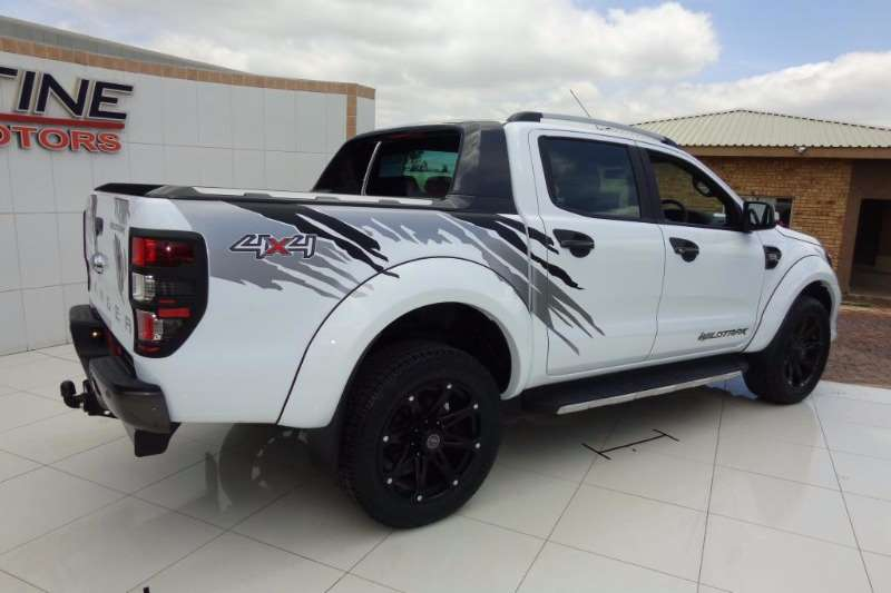 Ford Ranger Wildtrak White 2017 >> 2018 Ford Ranger 3.2 double cab 4x4 Wildtrak Double cab bakkie ( Diesel / 4 x 4 / Automatic ...