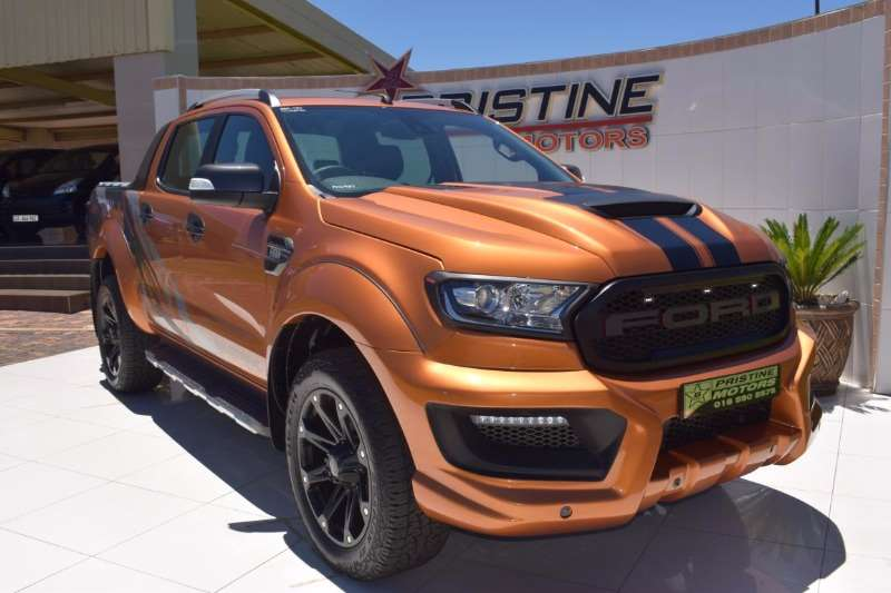 2018 ford ranger 3 2 double cab 4x4 wildtrak double cab. Black Bedroom Furniture Sets. Home Design Ideas