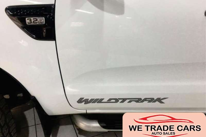 Ford Ranger 3.2 double cab 4x4 Wildtrak auto 2015