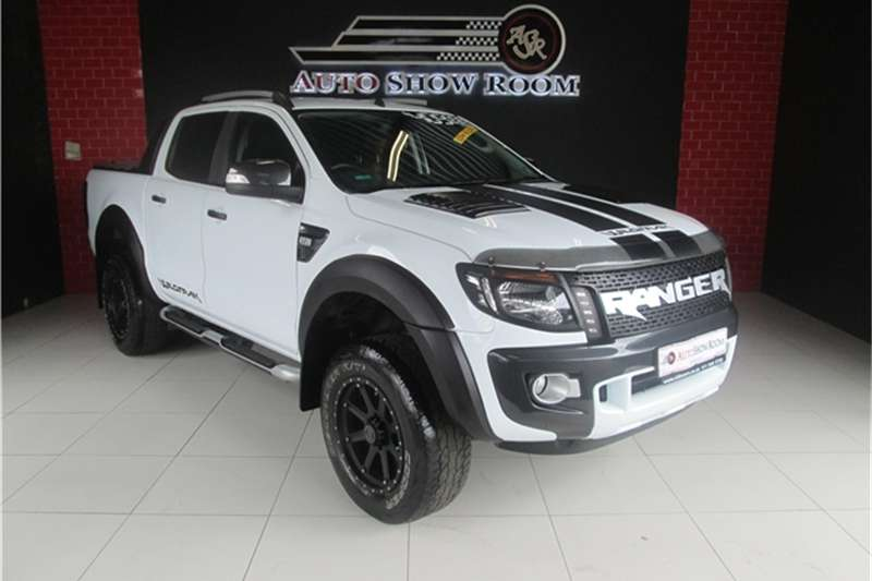 2017 Ford Ranger 3 2 Double Cab 4x4 Wildtrak Auto Cars For In Gauteng R 399 950 On Mart
