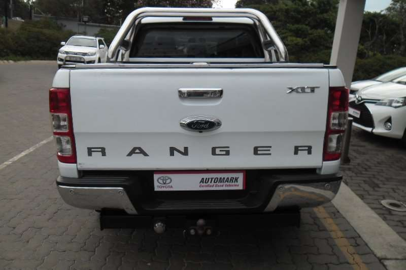 Ford Ranger 3.2 double cab 4x4 XLT 2013