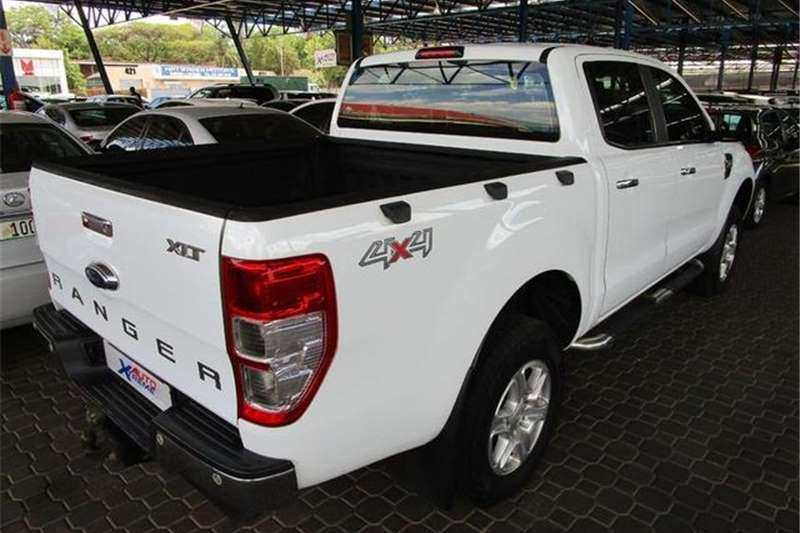 Ford Ranger 3.2 Double Cab 4x4 XLT 2014