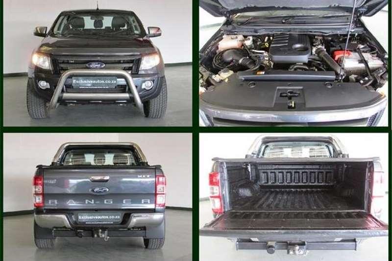 Ford Ranger 3.2 double cab 4x4 XLT auto 2013