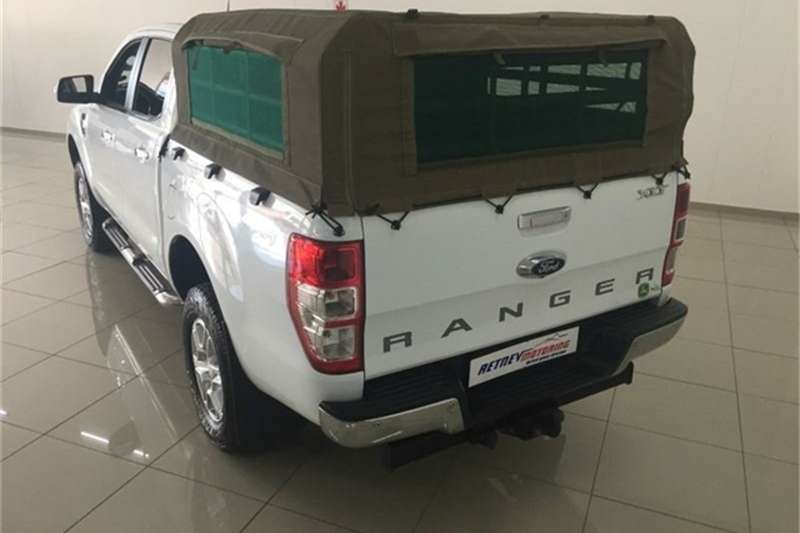 Ford Ranger 3.2 double cab 4x4 XLT auto 2015
