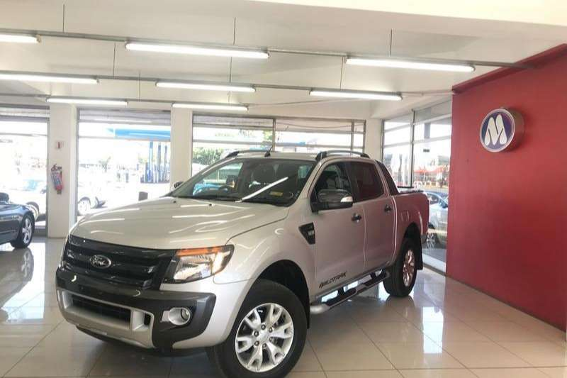 e31a446b67 ... Ford Ranger 3.2 double cab Hi Rider Wildtrak 2015 ...