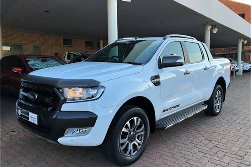 Ford Ranger 3.2 double cab Hi-Rider Wildtrak auto 2016