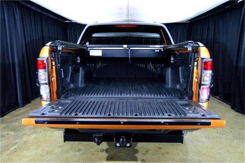 Ford Ranger 3.2 double cab Hi Rider Wildtrak auto 2016