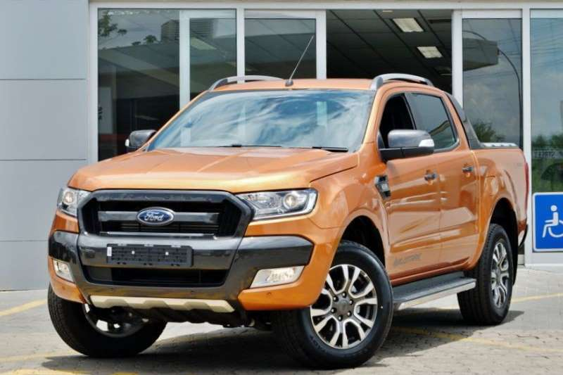 2017 ford ranger 3 2 double cab hi rider wildtrak auto. Black Bedroom Furniture Sets. Home Design Ideas