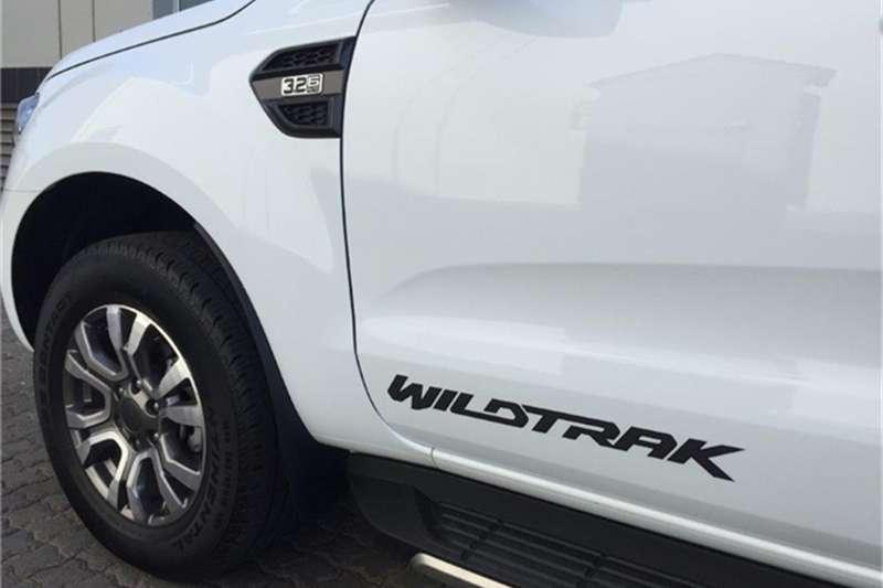 Ford Ranger 3.2 double cab Hi Rider Wildtrak auto 2018