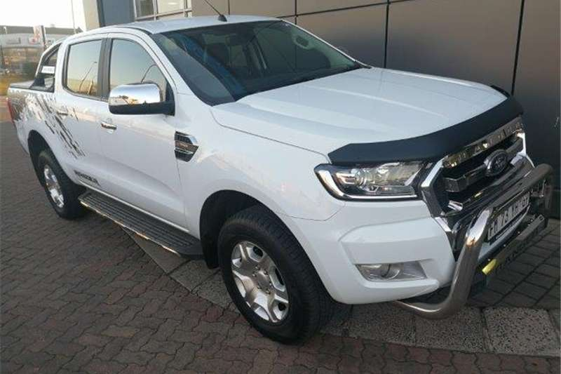 Ford Ranger 3.2 double cab Hi-Rider XLT 2016