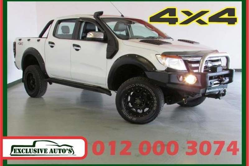 Ford Ranger 3.2 double cab Hi-Rider XLT auto 2013