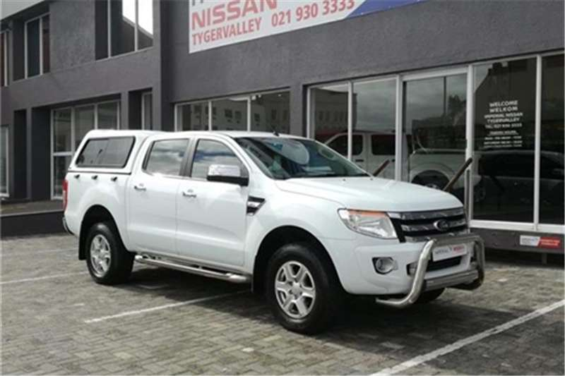 Ford Ranger 3.2 double cab Hi-Rider XLT auto 2014