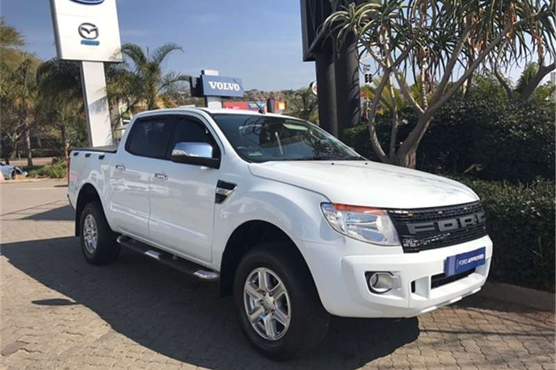 Ford Ranger 3.2 double cab Hi-Rider XLT auto 2015