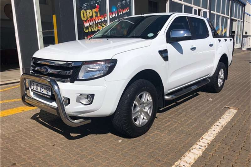 Ford Ranger 3.2 double cab Hi-Rider XLT auto 2016
