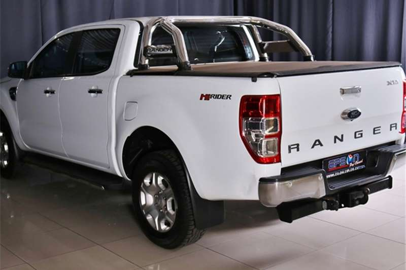 Ford Ranger 3.2 double cab Hi Rider XLT auto 2016