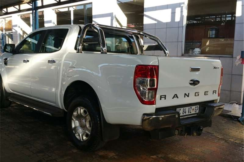 Ford Ranger 3.2 double cab Hi-Rider XLT auto 2017