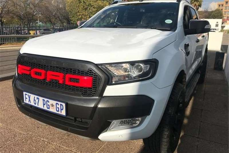 Ford Ranger 3.2 Double Cab Wildtrak Auto 2016